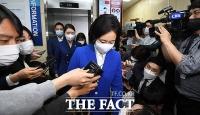박영선, 사실상 패배 인정...
