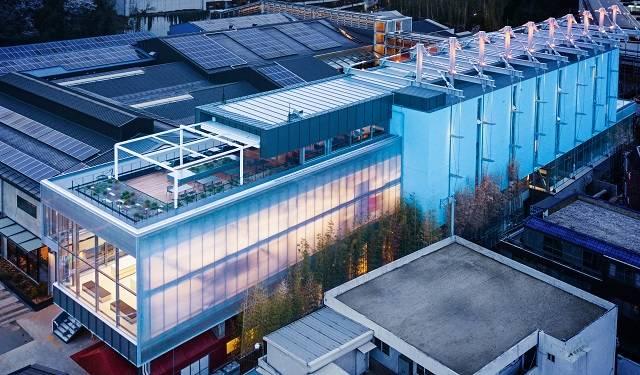 현대차가 여섯 번째 현대모터스튜디오인 현대모터스튜디오 부산을 개관했다고 8일 밝혔다. /현대차 제공