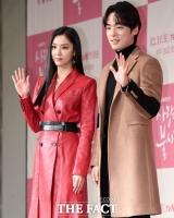 '사랑의 불시착' 서지혜·김정현, 열애설 즉각 부인…