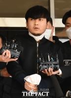 얼굴 드러낸 노원구 세 모녀 살인사건 피의자 김태현 [TF사진관]