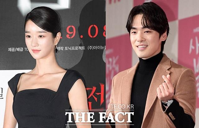 서예지(왼쪽)가 과거 연인 사이로 추정된 동료 배우 김정현(오른쪽)을 가스라이팅 했다는 의혹이 제기되고 있다. /더팩트 DB