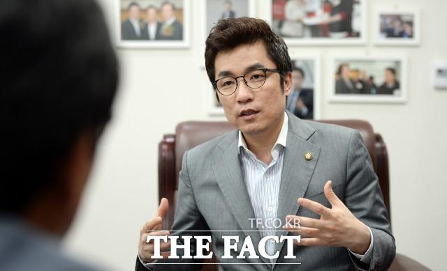 국회의원에서 3년 차 기업경영인으로 변신한 김 전 의원은