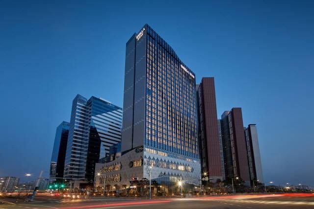 신라스테이 서부산점이 이날(15일) 오픈했다. /호텔신라 제공