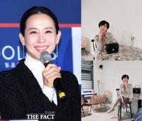 조여정, '파격 변신'…쇼트커트 헤어 '깜놀'