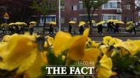 세월호 7주기 추모하는 노란우산 행렬 [포토]