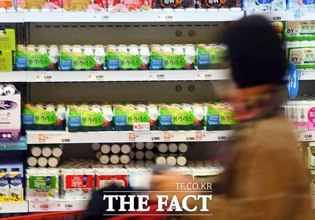 세종시가 식품표시광고법 위반으로 남양유업 세종공장에 2개월의 영업정지 행정처분을 부과한다는 내용을 사전 통보했다. /이동률 기자