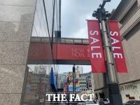 백화점 봄 정기세일 매출 40~50% '껑충'…'패션'도 살아나