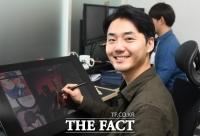 [한류인사이드] 8개국 수출 'K-웹툰' 제작자의 원대한 꿈