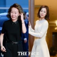 윤여정·한예리, 美 LA 출국…아카데미서 뭉칠 팀 '미나리'