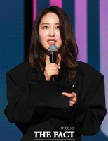 신아영, 올블랙 패션 속 빛나는 미모 [포토]