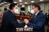 운영위원회 주재하는 김태년 위원장 [TF사진관]