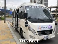 대중교통으로 스며든 자율주행…화성시 자율주행버스 타보니