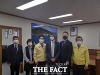 에어버스 한국지사장 사천 방문, 항공산업 발전 방향 등 논의