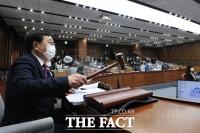 김부겸 국무총리 후보자 '인사청문회 실시계획 의결' [TF사진관]