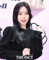 'YG 계약 논의' 손나은, 소속사 떠난 심경