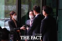 취재진 질의에 답하는 김오수 검찰총장 후보자 [포토]