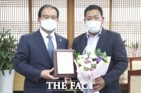 정읍시의회 김재오 의원, 2021 대한민국 지방자치대상 수상
