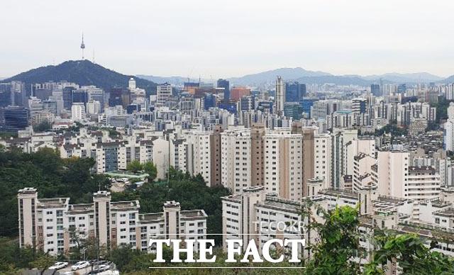 지난달 서울 주택거래 과반 '갭투자'…세종시 64%
