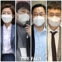 국민의힘 당권레이스, '나경원' 선두…이준석·김웅' 주목