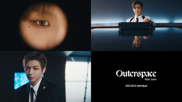 유니버스 뮤직이 강다니엘의 신곡 티저 영상을 공개했다. 영상 속 강다니엘은 비밀요원으로 분해 다채로운 매력을 발산했다. /NC/Klap 제공