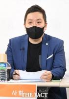 토론회 참석한 임태훈 군인권센터 소장 [포토]