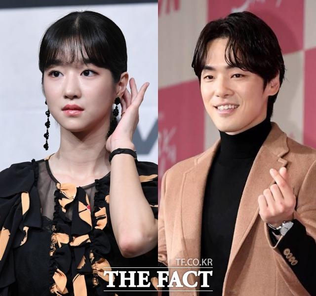 배우 김정현의 이미지 타격은 다른 누구도 아닌 본인 때문인데, 잘 모르는 모양이다. /더팩트 DB