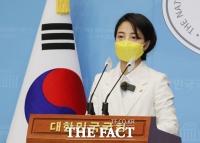 '정준영 사건' 피해자 목소리 대신한 류호정 [TF사진관]