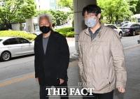 류석춘 전 교수, '담담한 표정' [포토]