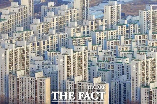 이어지는 전국 아파트값 상승세…5개월째 1%대 올라