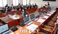 노형욱 국토부 장관 후보자 채택 미룬 국토위 [TF사진관]