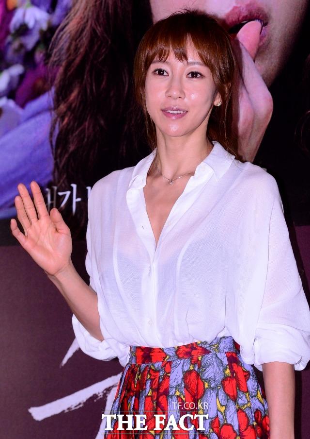 배우 채민서가 네 번의 음주운전에도 불구하고 집행유예를 선고받았다. /더팩트 DB