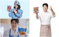 스포츠·영화·가요계 불문…식품업계, 광고모델 모시기 경쟁 '후끈'