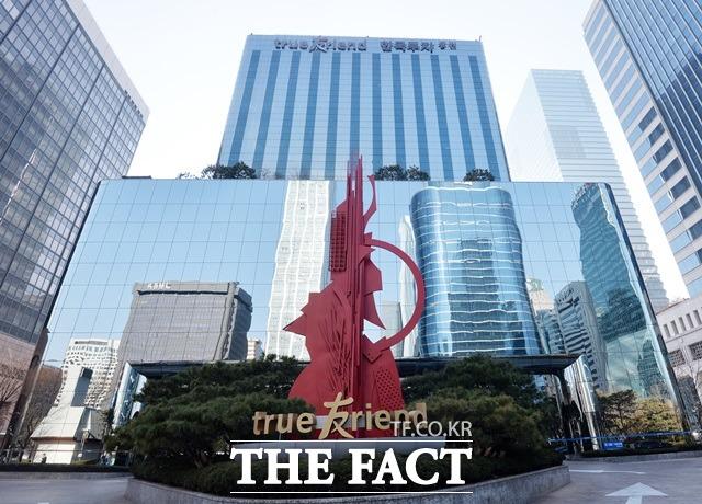 한국투자증권 1Q 매출액 4조6664억 원…전분기 대비 40%↓