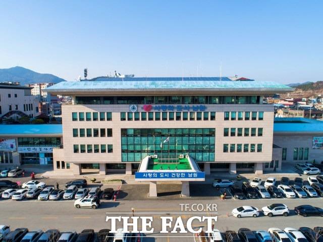 전북 남원시가 17일부터 코로나19 대응 정부 4차 재난지원프로그램인 한시 생계지원 사업의 현장 신청 접수를 시작했다. /남원시 제공