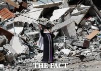 '사망자 속출'...파국으로 치닫는 이스라엘-하마스 분쟁 [TF사진관]