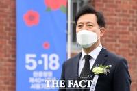5.18 서울기념식 참석한 오세훈 서울시장 [포토]