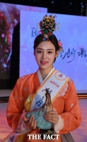 '제91회 전국춘향선발대회' 미스춘향 진에 김민설 양 영예