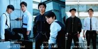 몬스타엑스, 단체 흑발+독보적 셔츠 핏…콘셉트 화보 공개