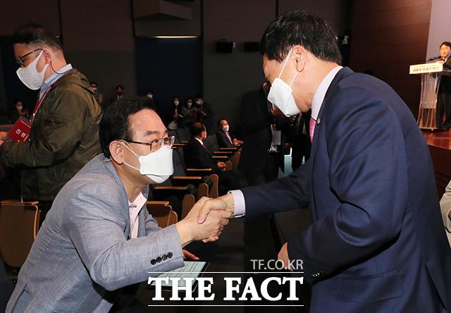 주호영 후보