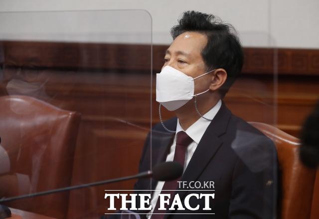 오세훈 '상생주택 참여하는 민간토지주 종부세 부담 줄여줘야'