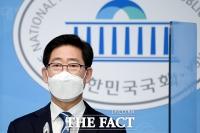 양승조, '행복한 주택 전국화 등 대선 공약 발표' [TF사진관]