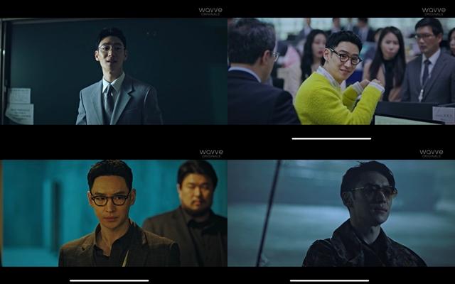 이제훈은 모범택시에서 철저히 약자에 편에 서서 억울한 피해자들을 대신해 악당들을 처단하는 택시기사 김도기 역을 맡아 열연을 펼쳤다. /SBS 모범택시 캡처