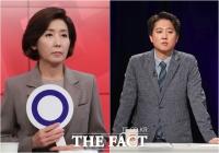 나경원 vs 이준석, '안철수 ㅂ ㅅ' 과거 발언 공방