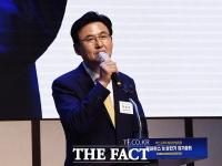 개회사하는 박성수 송파구청장 [포토]