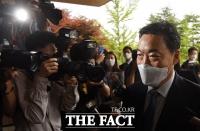 '공·검 갈등' 공수처 찾은 김오수 검찰총장 [TF사진관]