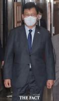 민주당, '부동산 의혹' 우상호 등 10명 '탈당' 권유…윤미향·양이원영 '출당' 조치