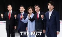 '국민의힘 당대표 토론회' 이준석에 쏟아진 공격…나경원 vs 주호영 신경전도