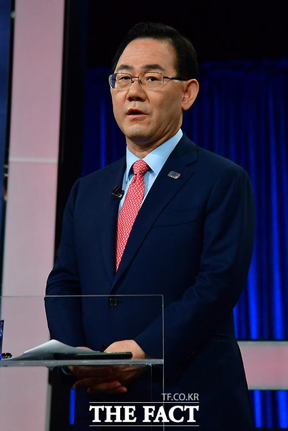 당대표 권한대행 출신, 검증된 주호영 후보