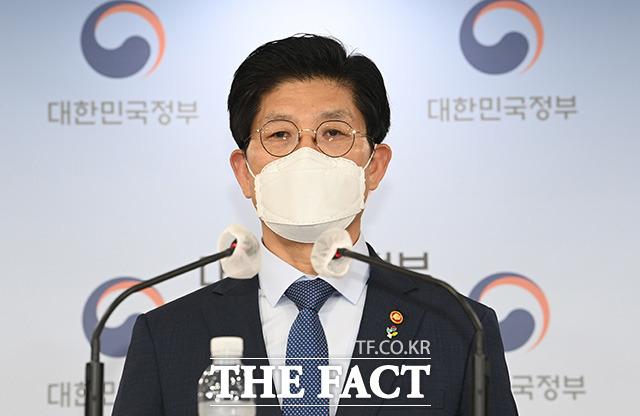 광주 사고 현장 찾은 노형욱 국토부 장관…'사고 원인 철저히 ..