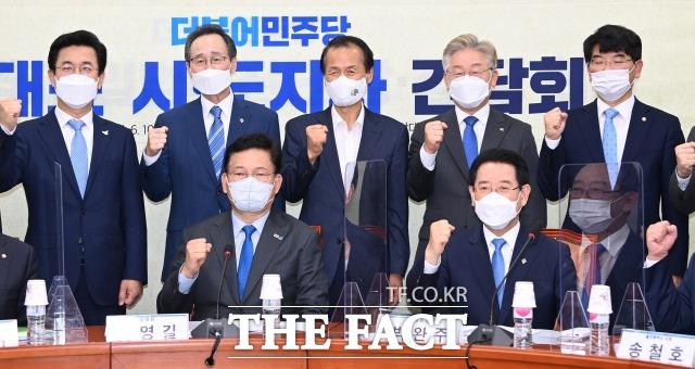 '이준석 돌풍' 지켜본 민주당, 대선 경선 흥행 고심